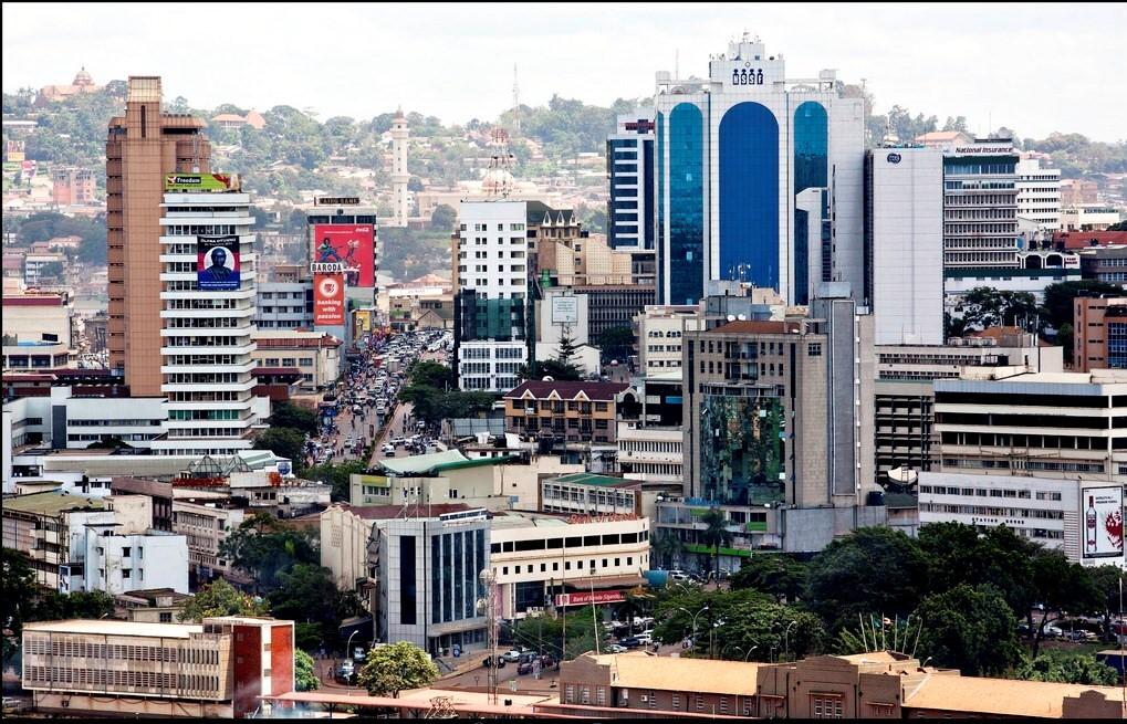 Kampala - the capital of Uganda - Kanzu Code