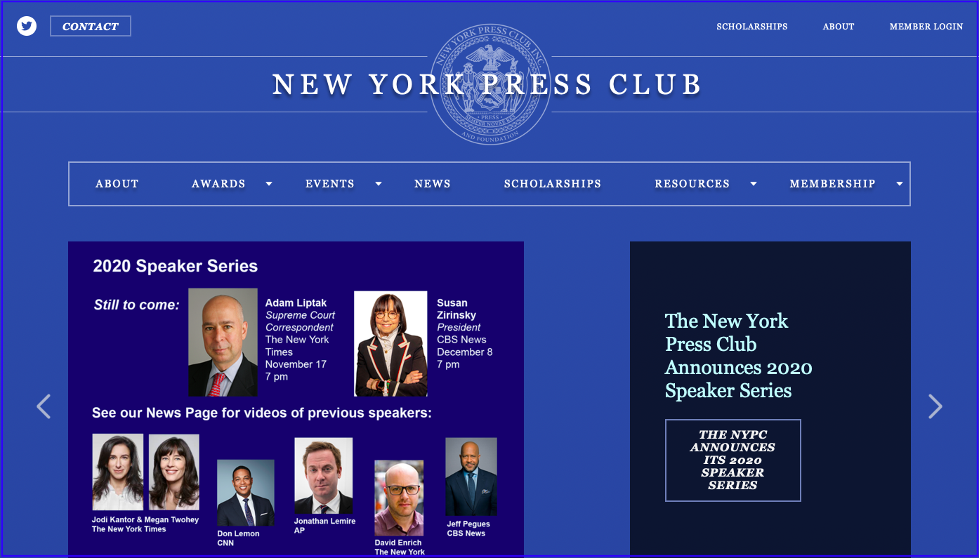 Kanzu Code supported NYPress Club in extending WooCommerce features and built a custom plugin to help them better manage the NYPress Club Journalism Awards.
